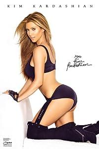 """Sexy Blonde Kim Kardashian Swimwear 24""""x36"""" Special Edition Wall ...: www.amazon.com/Blonde-Kardashian-Swimwear-Special-Edition/dp..."""