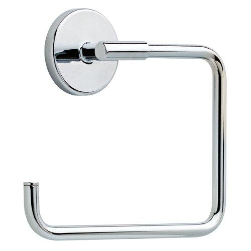 Delta faucet pan46 pc1 panache towel ring polished chrome for Delta bathroom accessories parts