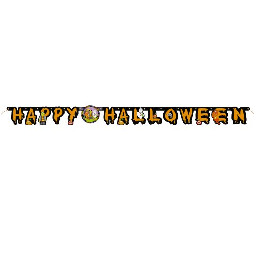 Little Monsters Halloween Banner