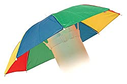 Rangooli Multicolor Hat Umbrella