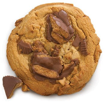 Peanut Butter Chunk Decadent Cookies - 2 Lb. Tin