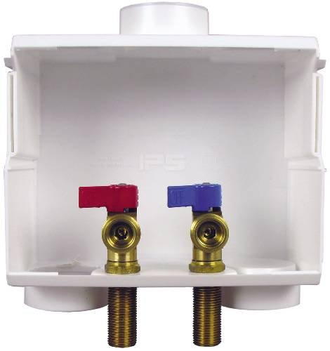 Ips Corporation 531203 Du-All Washer Dual Drain Outlet Box