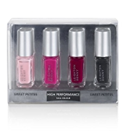 Leighton Denny Sweet Petites Lady Like Nail Colour Gift Set