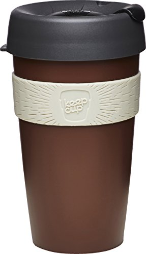 KeepCup Original Reusable Coffee Cup, 16 oz/Large, Antimony (Microwaveable Tea Cup compare prices)