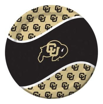 Creative Converting University of Colorado Buffaloes Dinner Paper Plates (8 Count)