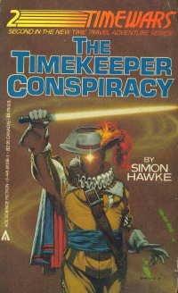 Timekeeper Conspiracy, SIMON HAWKE