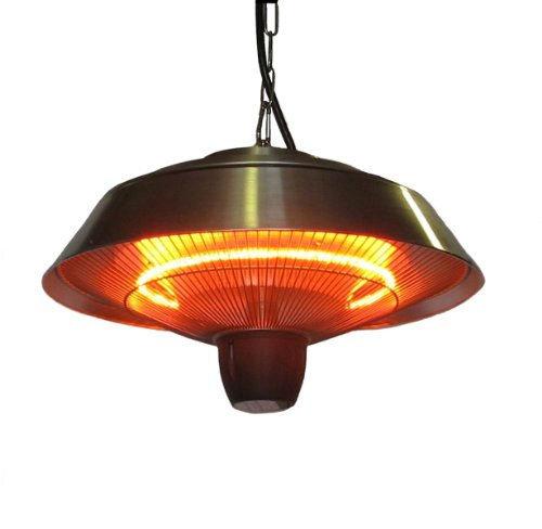 Ener-G+ HEA-21523 Ceiling Patio Heater (Outdoor Ceiling Heater compare prices)