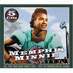 Memphis Minnie - Queen of Country Blues 1929-1937