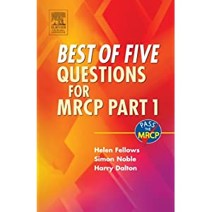 Best of Five Questions for MRCP Part 1 (MRCP Study Guides) 41CH5SCQSRL._SL500_AA300_