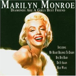Marilyn Monroe - Diamonds Are Girls Best Friend - Zortam Music