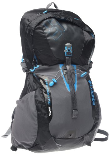 Columbia Treadlite 22 Backpack (Black, Medium/Large)