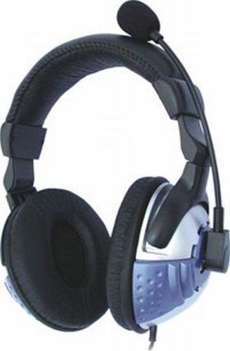 Gembird AP-880 Vibrationsheadset schwarz