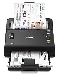 Epson WorkForce DS-860 Hi Speed Sheet-Fed Color Document Scanner 80 page Auto Document Feeder (ADF) Duplex (B11B222201)