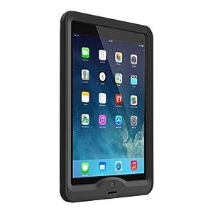 LifeProof  fré, wasserdichte Schutzhülle für Apple iPad Air, schwarz