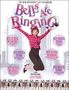 Bells Are Ringing (2001 Revival Broadway Cast) front-323677