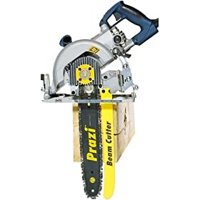 Prazi USA PR7000 Beam Cutter for 7-1/4-Inch Worm Drive Saws