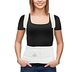 Ita-med Posture Corrector for Women, X-large