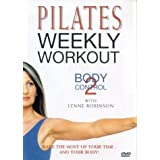 Pilates Weekly Workout [DVD]by Lynne Robinson