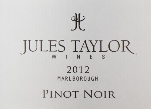 2012 Jules Taylor Pinot Noir 750 Ml