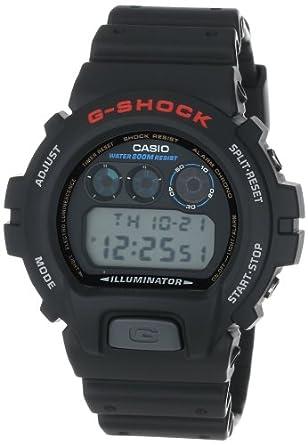 好评)Casio卡西欧 DW6900-1V G-Shock系列经典核心潜水表 $40.35