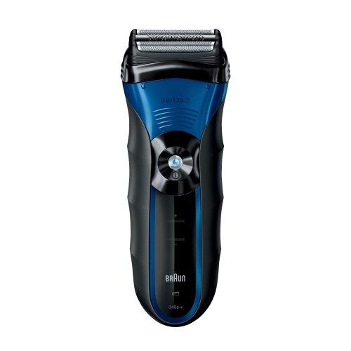 BRAUN 博朗 3 Series 新3系 340S-4 干湿两用 电动剃须刀 $39.97(需Coupon,约¥290)图片