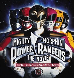 Graeme Revell, Various Artists - Mighty Morphin Power
