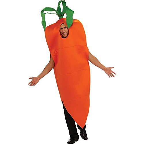 Carrot Adult Costume - Standard