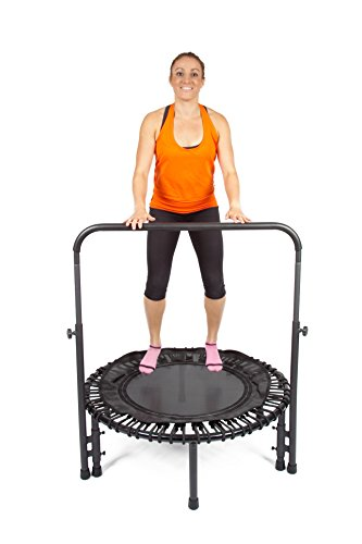 Strong-Adjustable-Stability-Bar-Handle-for-Fit-Bounce-Pro-Rebounder-Mini-Trampoline-BAR-ONLY