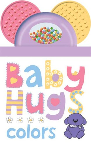 Baby Hugs Colors Shaker Teether