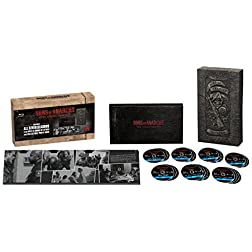 Sons of Anarchy The Complete Series Giftset [Blu-ray]