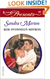 Keir O'Connell's Mistress  (The O'Connells)