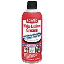 CRC 5037 White Lithium Grease - 10 Wt Oz.