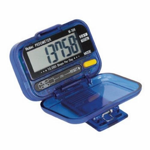 Cheap Robic Daily and Total Step Counter (B009MTNGFG)