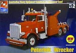 AMT ERTL Peterbilt Wrecker Model Kit #31750 (1:25 scale)