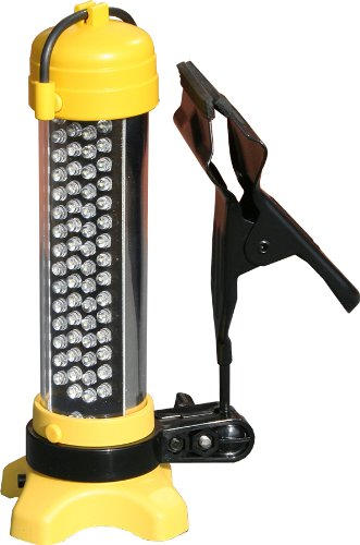 ElumX TDR60 Rechargeable 60 LED Work Light/Task Light