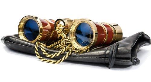 BARSKA Blueline 3x25 Opera Glass w/ Necklace 4