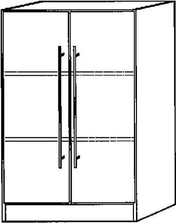 High baucompany/7550 puertas gris/arce