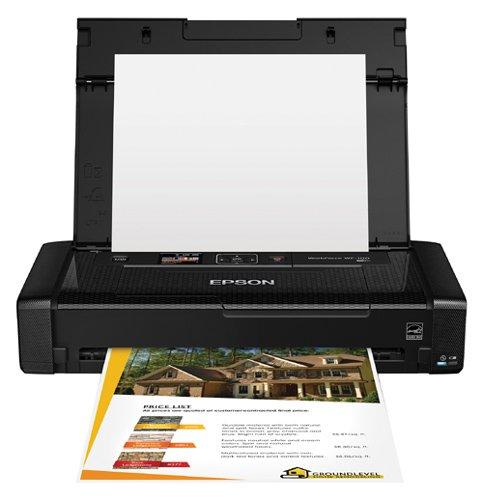 Epson Canada WorkForce 100 Wireless Mobile Printer