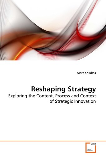 Reshaping Strategy: Exploring the Content, Process and Context of Strategic Innovation