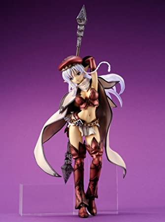 Excellent Model Limited : Queen's Blade Alleyne 2P Color Ver. [1/8 Scale PVC]