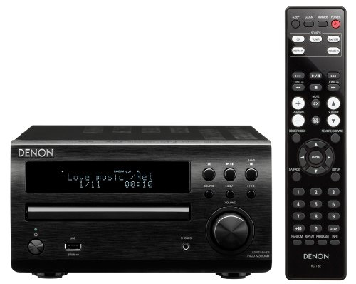 Denon RCD-M39DAB Micro Component CD Receiver 