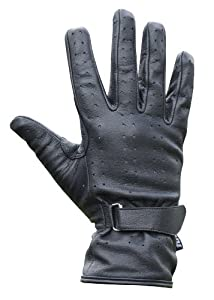 Fuel Helmets Leather Cruiser Gloves (Black, X-Large/XX-Large) at Sears.com