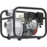 NorthStar Semi-Trash Pump - 3in. Ports, 15,850 GPH, 3/4in. Solids Capacity, 160cc Honda GX160 Engine