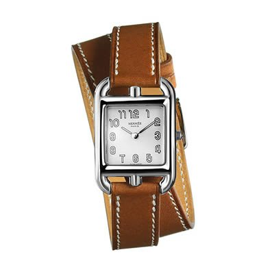 Hermes Cape Cod PM Ladies Quartz Watch - 020982WW00