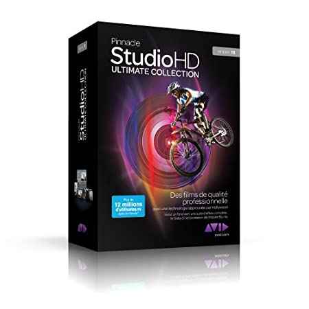 Pinnacle Studio Ultimate Collection 15