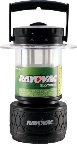 Rayovac Sportsman 300 Lumen 8D Twin Tube Fluorescent Lantern (SP8DTP4)