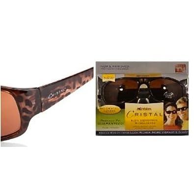 HD Vision Cristal High Definition Sunglasses (Tortoise)