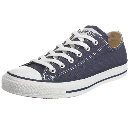 Converse Chuck Taylor All Star Core Ox, Baskets mode mixte adulte - Marine, 37 EU (2.5 UK)