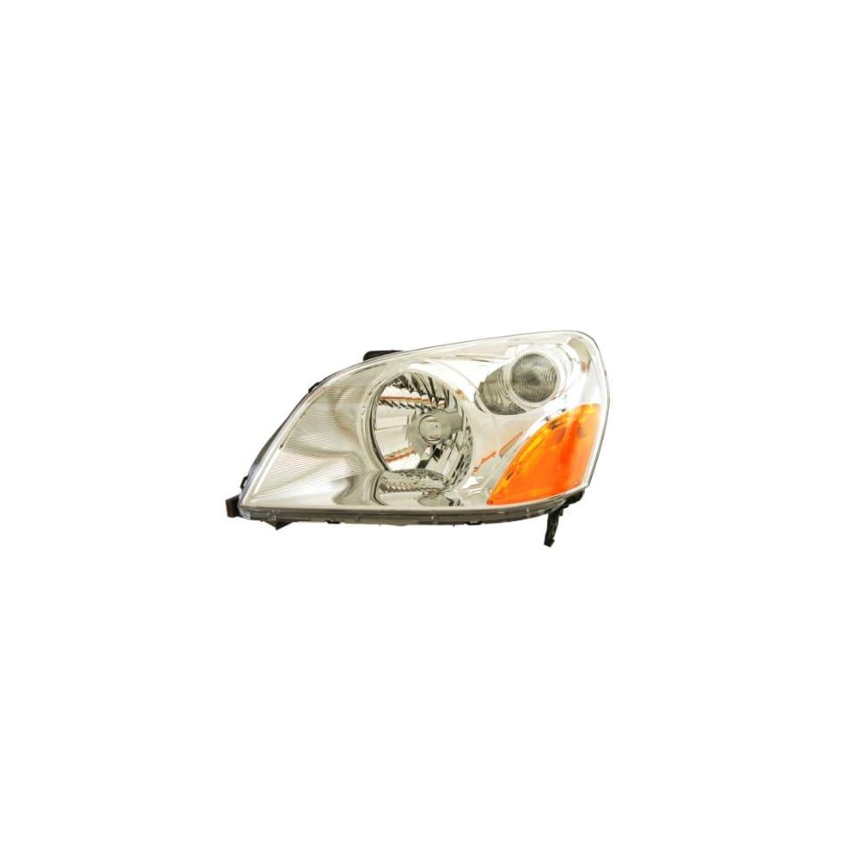 Genuine Honda Parts 33151 S9V A01 Driver Side Headlight Lens/Housing