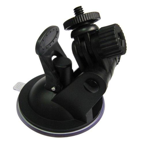 iSaddle Universal Mini Camera Suction Mount Tripod Holder Dash Cam Mount Holder